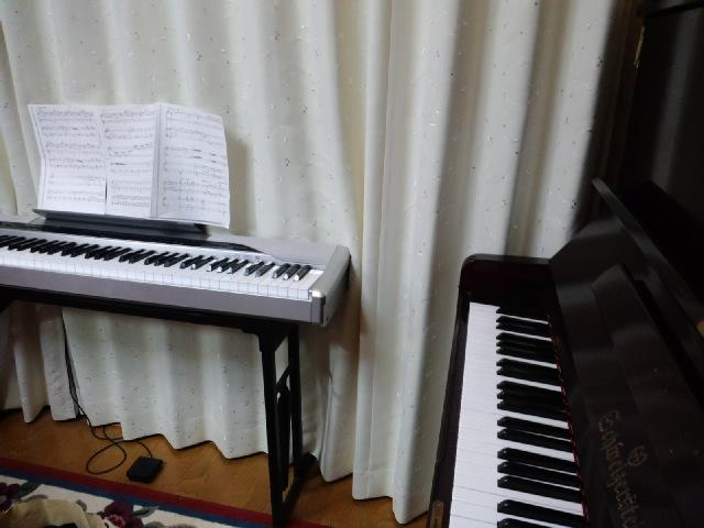二台ピアノ